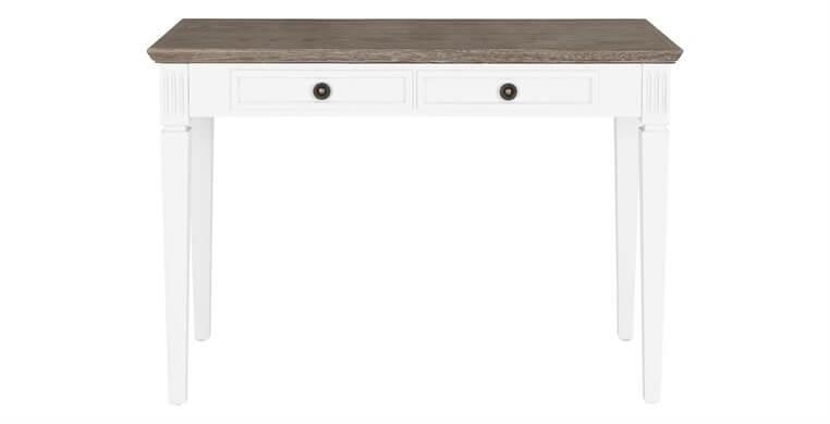 Verona White Dressing Table
