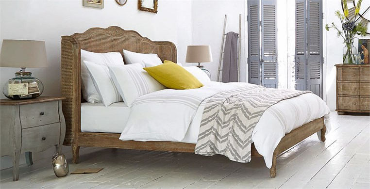 Versailles Bed from Feather & Black