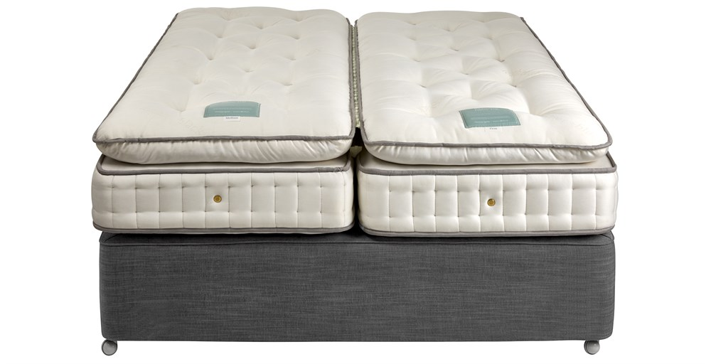 Richmond Pillow Top Zip & Link Mattress