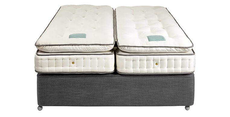 Harrison Spinks Richmond Pillow Top Zip & Link Mattress