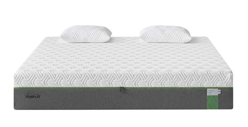 TEMPUR CoolTouch Hybrid Mattress - Medium with springs
